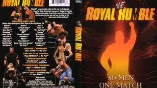 WWE Royal Rumble 2002 Theme Song Full+HD