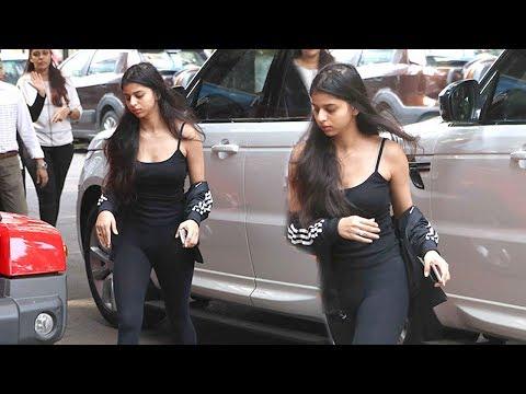 Xxx Mp4 Shahrukh Khan 39 S BOLD Daughter Suhana Khan Roaming Without Bodyguards On Mumbai Roads 3gp Sex