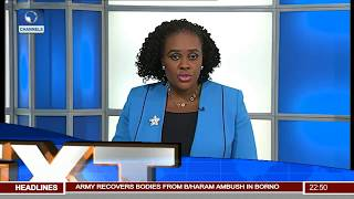 News@10: EFCC Recovers About N329Bn From Nine Oil Marketers 26/07/17 Pt 3