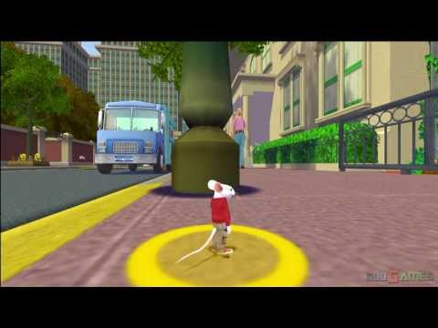 Stuart Little 3 Big Photo Adventure Gameplay 2 PS2 HD 720P Requested video