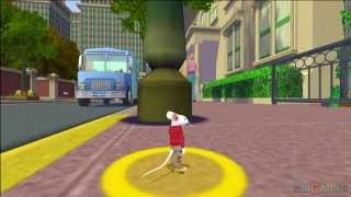 Stuart Little 3 Big Photo Adventure - Gameplay 2 PS2 HD 720P (Requested video)