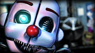 THE PRIVATE ROOM SECRET ENDING!!? || Five Nights At Freddy's: Sister Location (ENDING 2.0)