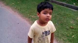 Tuba (3 yrs) baby boy sweet Bangla talking