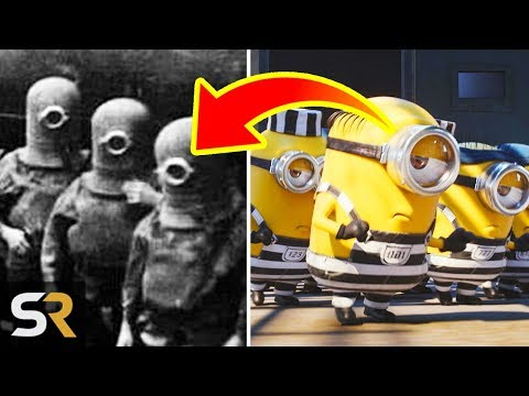 10 Shocking Facts You Didn t Know About The Minions