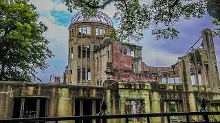 EXPLORING HIROSHIMA & ATOMIC DOME (Very Sad)