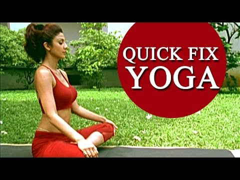 Xxx Mp4 Shilpa Shetty S Quick Fix Yoga 15 Min Full Body Workout 3gp Sex