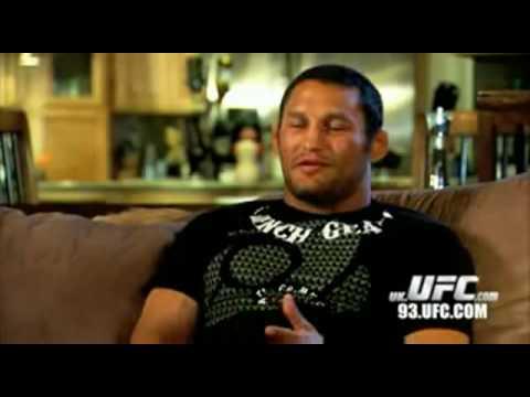 Dan Henderson vs. Rich Franklin UFC 93 fight video Part 1