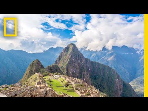 Machu Picchu 101 | National Geographic