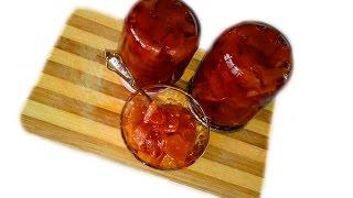Варенье из Айвы ✧ старинный болгарский рецепт