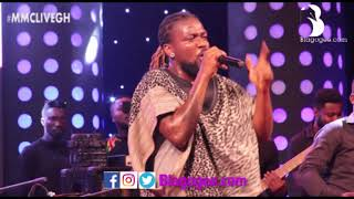 Samini Best Of Best Performance With Live Band At [MMCLIVEGH] Music Magic Comedy Live Ghana