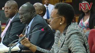 Education Minister Ms. Museveni Faces MPs Probe Team on Sexual Violence