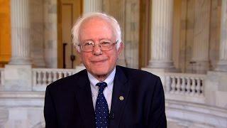 Sen. Bernie Sanders on gov't shutdown, North Korea, Trump tax proposal