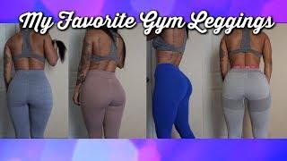 LEGGINGS LOOKBOOK | Best Gym Leggings