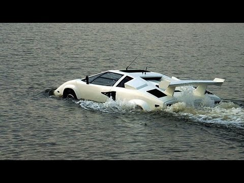 11 amazing cars you won't believe exist