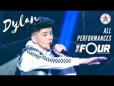 Dylan Jacob All Performances On The Four Season 2