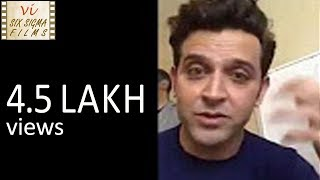 Hrithik Roshan's First Video Post Kangana Controversy | Six Sigma Films