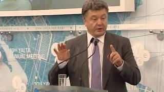 Відеоблоги YES 2013: Дискусія Порошенко і Глазьєва
