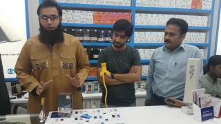 Samsung Galaxy S8+ unboxing in Pakistan...