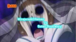 [Fairy Tail AMV] Mirajane y Elfman VS Satan Soul y Mary