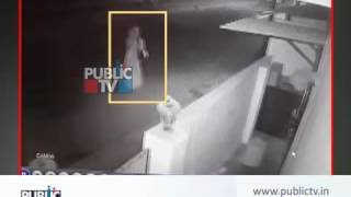 Muslim girl molested in bangalore on 6th January 2017