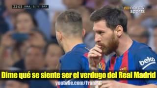 Canción Real Madrid   Barcelona 2 3 Parodia Ahora Dice ft  J  Balvin, Ozuna, Arcángel 2017