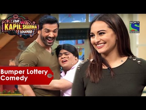 Xxx Mp4 Bumper Lottery Comedy Sonakshi Sinha And John Abraham Special The Kapil Sharma Show 3gp Sex