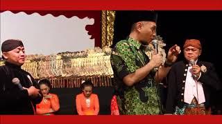 Mr Andi Mr Kirun and Wayang Kulit