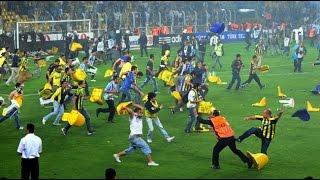Türk Futbolu Kavgaları | Canlı Yayın Kavgaları
