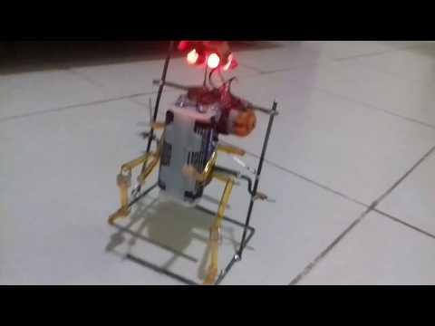 Robô Caseiro 2