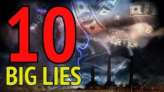 10 BIG LIES the DEVIL wants YOU to BELIEVE about YOUR MONEY !!!
