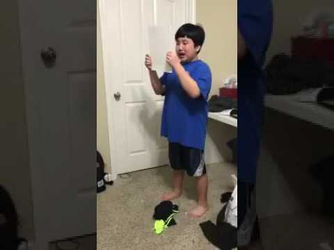 Asian mom forces son to join kids church choir