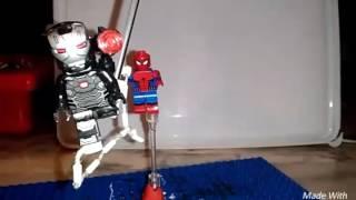 Lego Movie Civil Wer part 2
