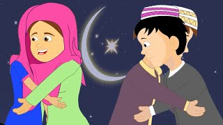 Eid Mubarak Song for Kids 2016 | Pashto Nursery Rhymes | پښتو ترانی