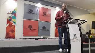 Apostle Kabelo Moroke: Crossover Service