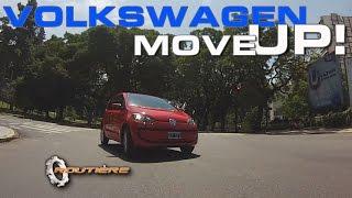 Volkswagen UP! Move UP! 3 Puertas Test - Routière - Pgm 306