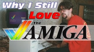 WHY I STILL LOVE THE AMIGA - After all these years - Amiga 600/1200 - CD32 - Petro Tyschtschenko