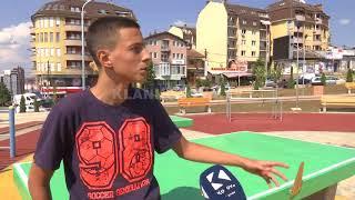 Pak dite pas perurimit prishet Parku Rekreativ ne Prishtine - Klan Kosova