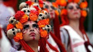 Mexico City celebrates Day of the Dead