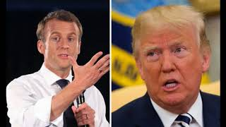 Breaking News: Donald Trump WILL pull out of Iran nuclear deal Emmanuel Macron gives CHILLING