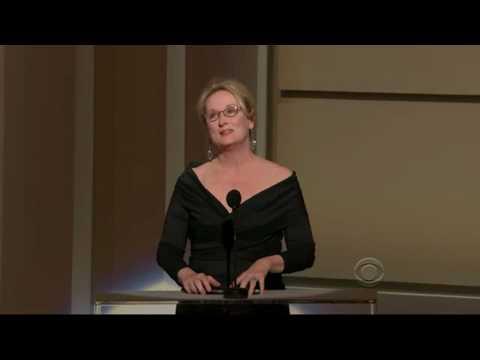 HD Meryl Streep Salutes Robert De Niro Kennedy Center Honors 2009
