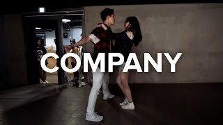 Company - Justin Bieber / Bongyoung Park Choreography