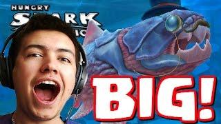 OMG BIG DADDY DUNKLEOSTEUS - Hungry Shark Evolution #5 - GEM SPENDING!