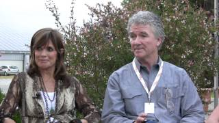 Linda Gray, Patrick Duffy, Sheree J Wilson and Steve Kanaly talk music and Dallas TNT