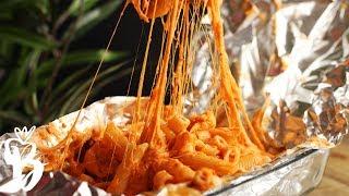 أسرع باستا في القصدير ب10 دقائق | Pasta in a foil package