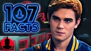 107 Facts about Riverdale Season 1 & 2 You Should Know (107 S8 e11) | Channel Frederator