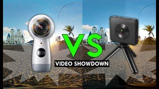 Gear 360 2017 vs. Xiaomi Mijia Mi Sphere - Video Comparison (4k)