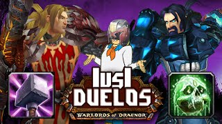WoW 6.2.3 - Duelos 100 PvP -