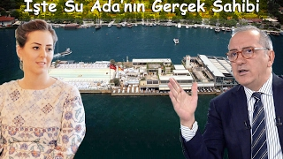 İşte Galatasaray Ada