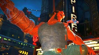 Injustice 2 - Hellboy Performs All Super Moves/Super Move Swap Mod (PC MOD)