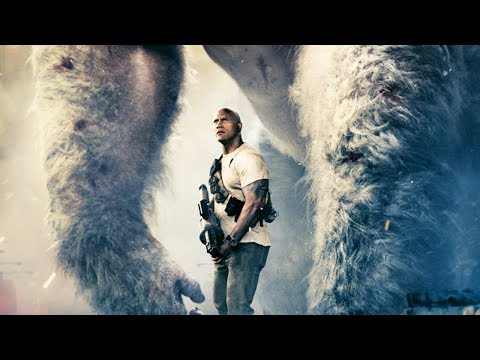RAMPAGE OFFICIAL TRAILER 1 HD